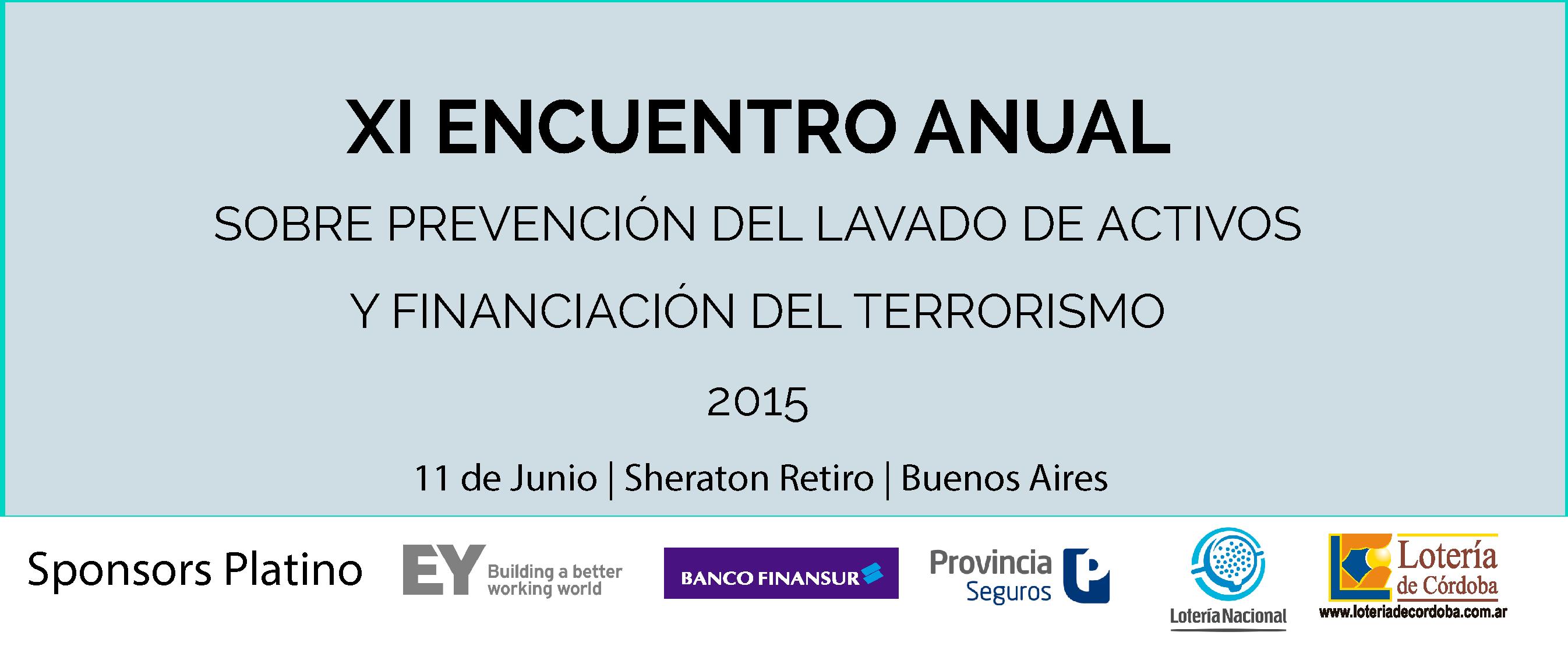 Presentaciones XI Encuentro 2015