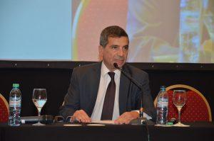Dr Fabián Zampone, Director y Superintendente de Entidades Financieras y Cambiarias del Banco Central de la República Argentina.