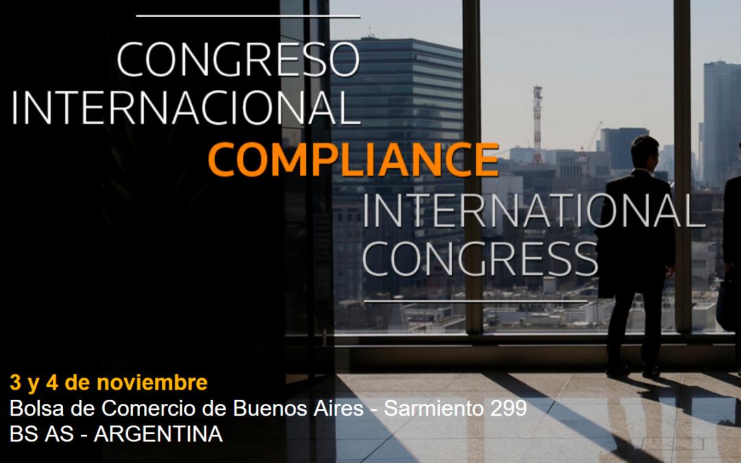 FAPLA en el Congreso Internacional de Compliance