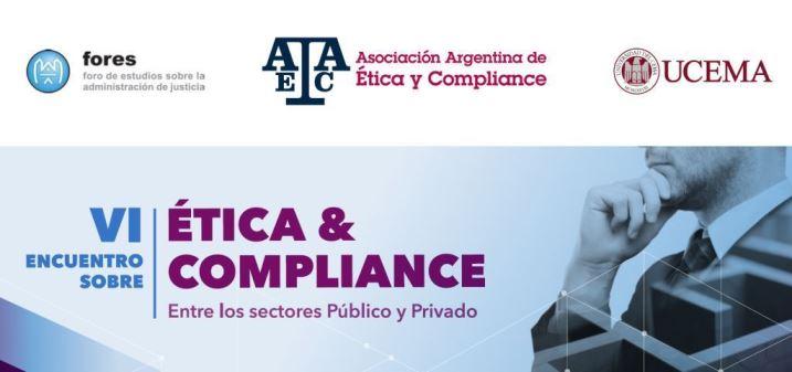 FAPLA en el 6° Encuentro sobre Ética y Compliance