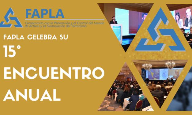 Encuentro Anual 2019 FAPLA. Inscripción.