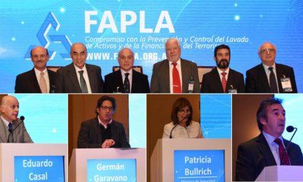 14° ENCUENTRO FAPLA: ARGENTINA AVANZA EN LA PREVENCIÓN Y CONTROL DEL LAVADO DE ACTIVOS