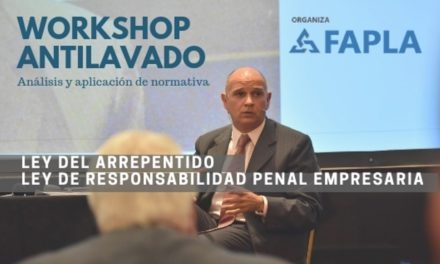 Workshop Antilavado: Inscripción