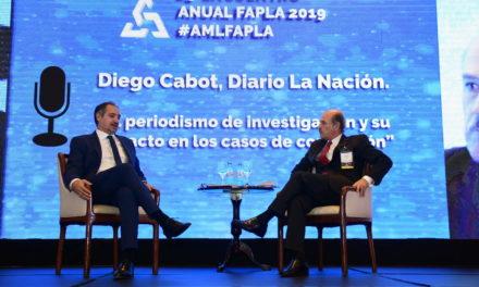 Entrevista a Diego Cabot