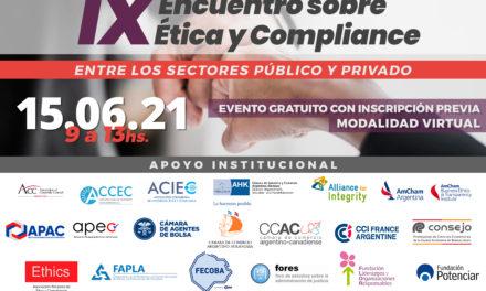IX Encuentro sobre Ética y Compliance